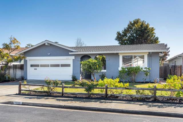 321 Topsail Ct, Foster City, CA 94404 (#ML81787182) :: The Gilmartin Group