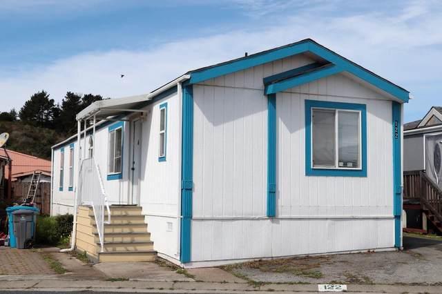 122 Barranca Ln 122, Moss Beach, CA 94038 (#ML81787193) :: The Kulda Real Estate Group