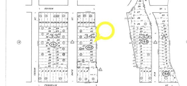Lot 45/46 Date St., Montara, CA 94037 (#ML81787199) :: The Realty Society