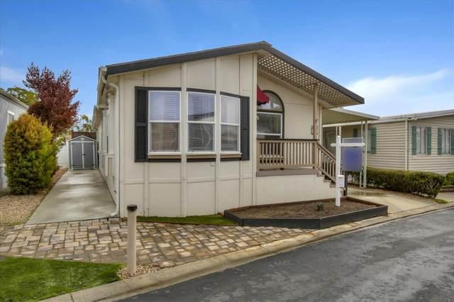 2395 Delaware Ave 127, Santa Cruz, CA 95060 (#ML81787208) :: Real Estate Experts