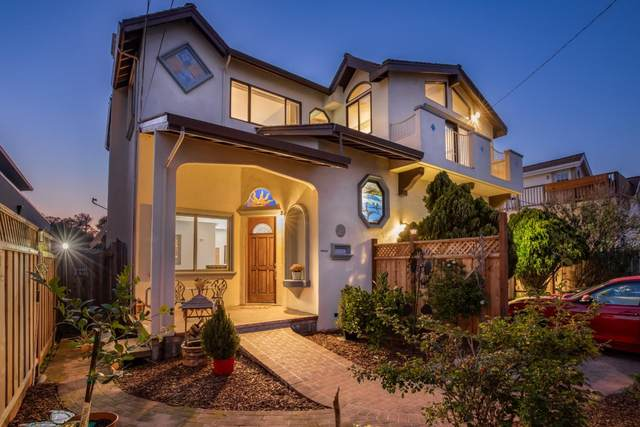 125 32nd Ave, Santa Cruz, CA 95062 (#ML81787229) :: Intero Real Estate