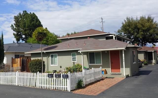 1736 Marich Way, Mountain View, CA 94040 (#ML81787389) :: The Goss Real Estate Group, Keller Williams Bay Area Estates
