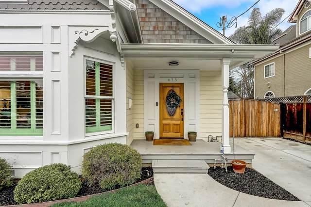 475 Coe Ave, San Jose, CA 95125 (#ML81787406) :: Maxreal Cupertino