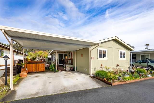 42 Sailfish Ct 42, Half Moon Bay, CA 94019 (#ML81787413) :: RE/MAX Real Estate Services
