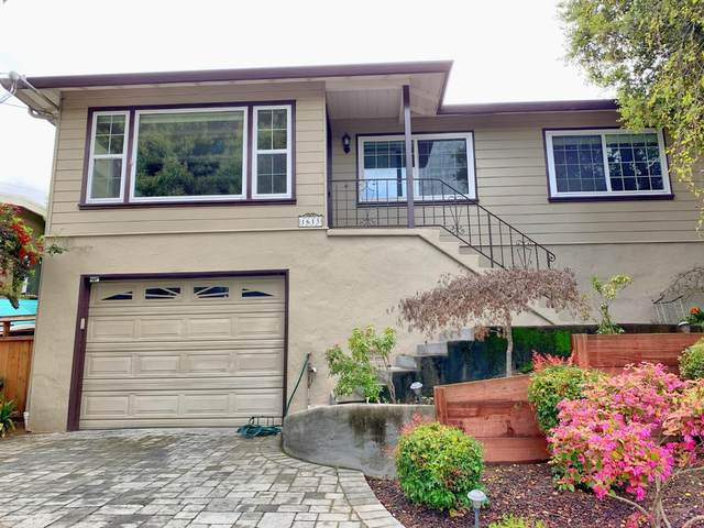 1615 Notre Dame Ave, Belmont, CA 94002 (#ML81787431) :: The Gilmartin Group