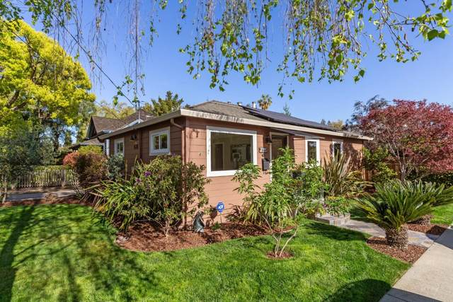 1846 Villa St, Mountain View, CA 94041 (#ML81787478) :: Live Play Silicon Valley