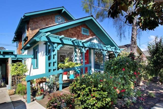 523 Oak Dr, Capitola, CA 95010 (#ML81787498) :: RE/MAX Real Estate Services