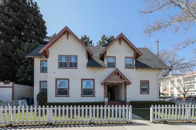 41 Highland Ave, Burlingame, CA 94010 (#ML81787599) :: Real Estate Experts