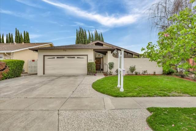 2318 Oak Flat Rd, San Jose, CA 95131 (#ML81787613) :: Real Estate Experts