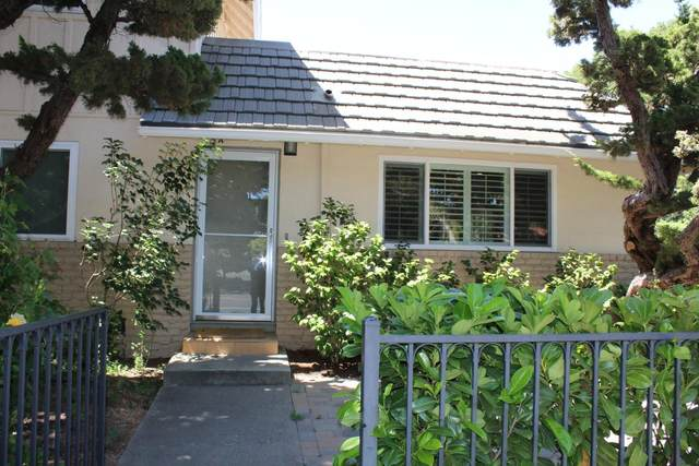 25 Willow Rd 49, Menlo Park, CA 94025 (#ML81787637) :: The Kulda Real Estate Group