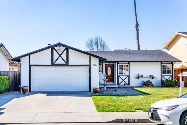 34891 Perry Rd, Union City, CA 94587 (#ML81787655) :: Intero Real Estate
