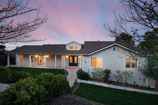 2660 Summit Dr, Hillsborough, CA 94010 (#ML81787662) :: The Kulda Real Estate Group