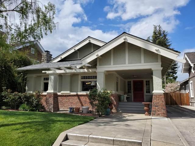 1265 Martin Ave, San Jose, CA 95126 (#ML81787678) :: Intero Real Estate
