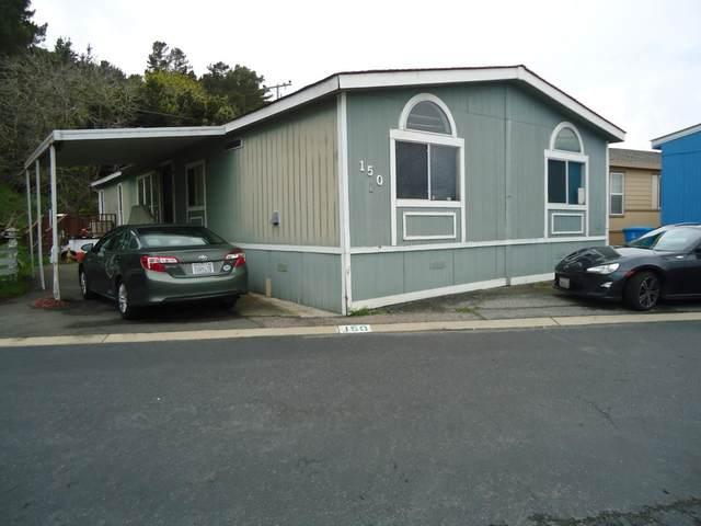 150 Barranca Ln 150, Moss Beach, CA 94038 (#ML81787692) :: The Kulda Real Estate Group