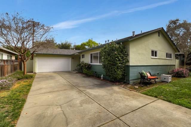 2013 Laurelei Ave, San Jose, CA 95128 (#ML81787694) :: Intero Real Estate