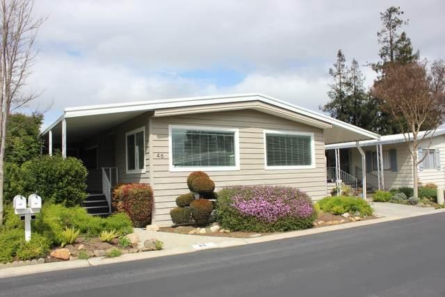 46 Quail Hollow Dr 46, San Jose, CA 95128 (#ML81787704) :: Intero Real Estate
