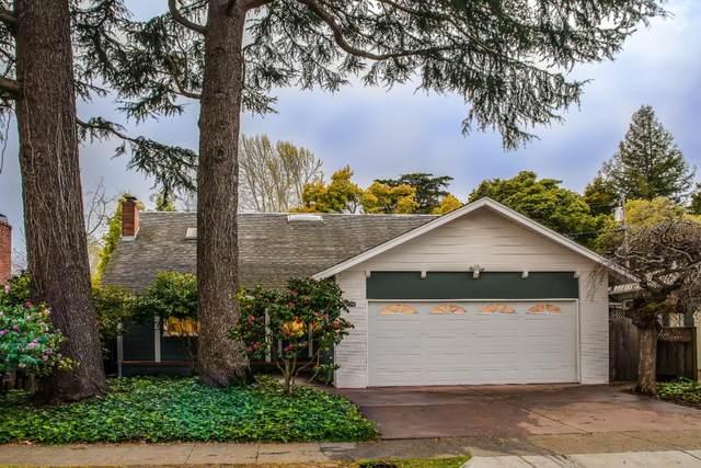 1235 Cabrillo Ave, Burlingame, CA 94010 (#ML81787708) :: The Gilmartin Group