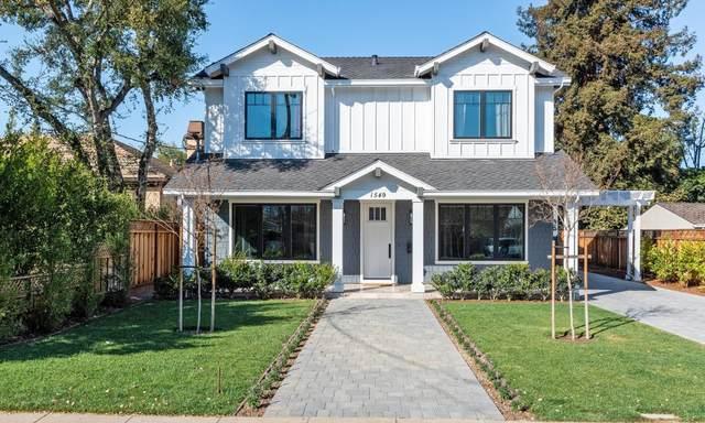 1549 Keesling Ave, San Jose, CA 95125 (#ML81787737) :: Maxreal Cupertino