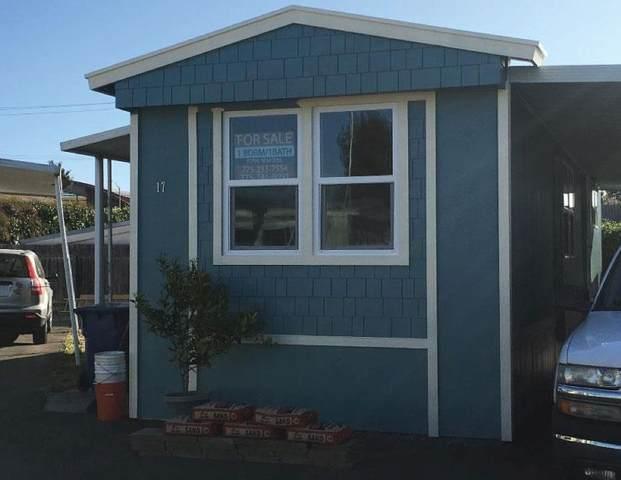 998 38th Ave 17, Santa Cruz, CA 95062 (#ML81787757) :: Intero Real Estate
