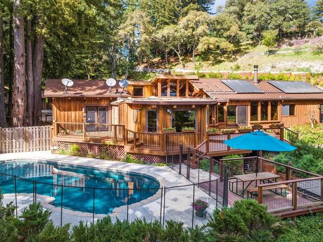 579 Hawks Hill Rd, Scotts Valley, CA 95066 (#ML81787781) :: Strock Real Estate