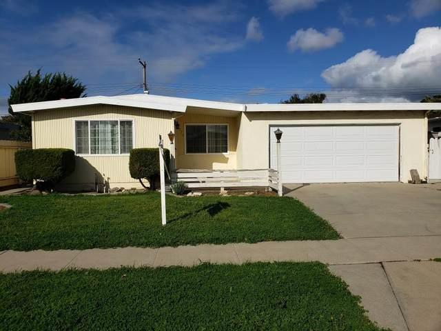 776 Hastings Ave, Salinas, CA 93901 (#ML81787797) :: The Kulda Real Estate Group