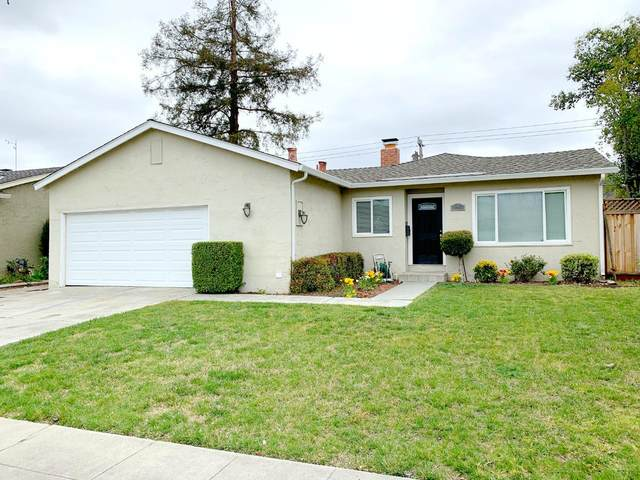 235 Copco Ln, San Jose, CA 95123 (#ML81787800) :: Live Play Silicon Valley