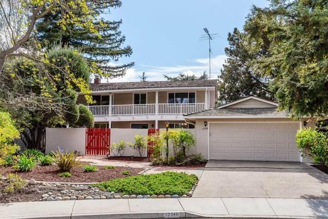 12240 Melinda Cir, Saratoga, CA 95070 (#ML81787816) :: The Kulda Real Estate Group