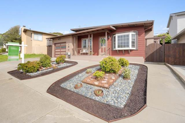 352 Forest View Dr, South San Francisco, CA 94080 (#ML81787820) :: The Kulda Real Estate Group