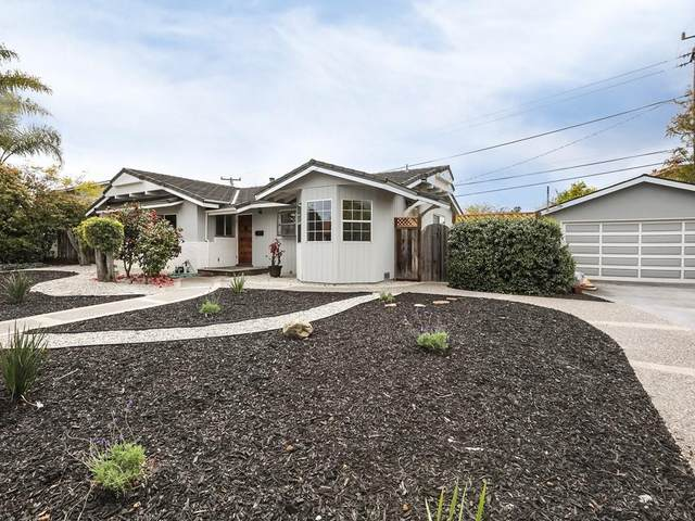 1121 Holmes Ave, Campbell, CA 95008 (#ML81787846) :: The Goss Real Estate Group, Keller Williams Bay Area Estates