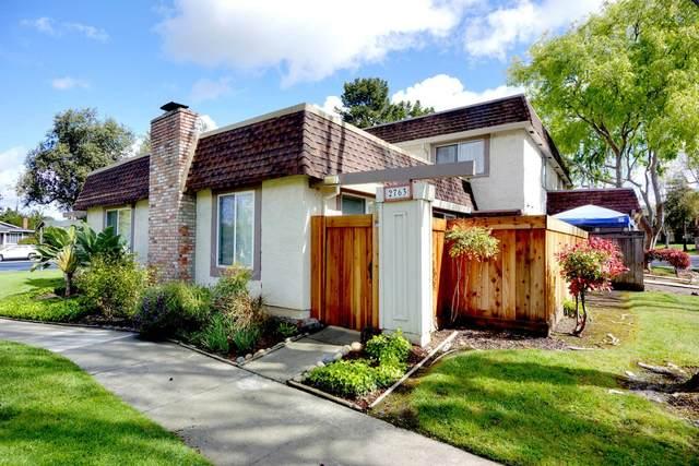 2763 Creekside Dr, San Jose, CA 95132 (#ML81787868) :: Real Estate Experts