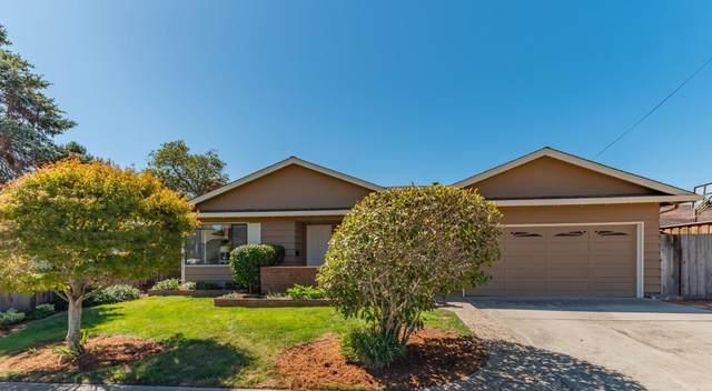 201 Magellan St, Capitola, CA 95010 (#ML81787911) :: Real Estate Experts