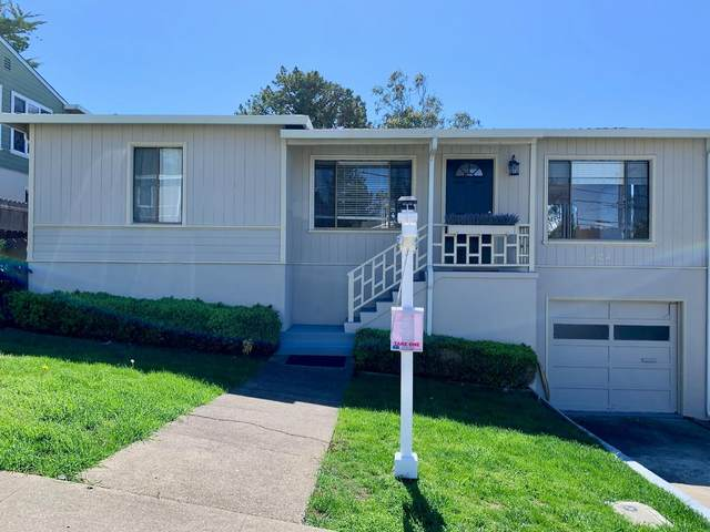 424 Manor Dr, Pacifica, CA 94044 (#ML81787912) :: The Kulda Real Estate Group