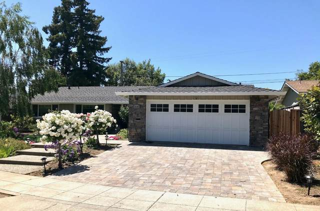 1693 Lachine Dr, Sunnyvale, CA 94087 (#ML81787945) :: Real Estate Experts