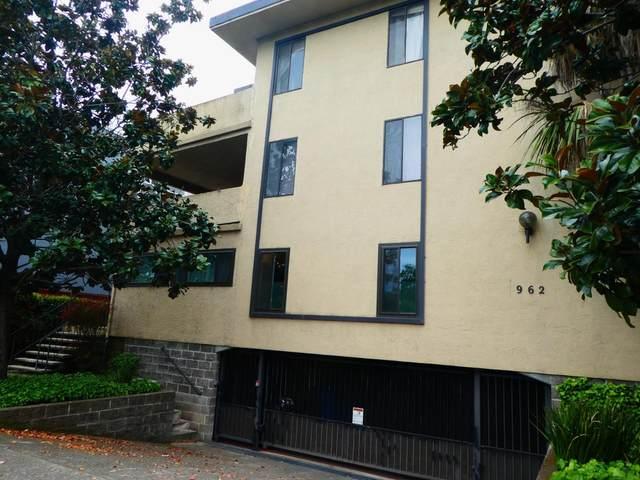 962 S El Camino Real 201, San Mateo, CA 94402 (#ML81787952) :: The Kulda Real Estate Group