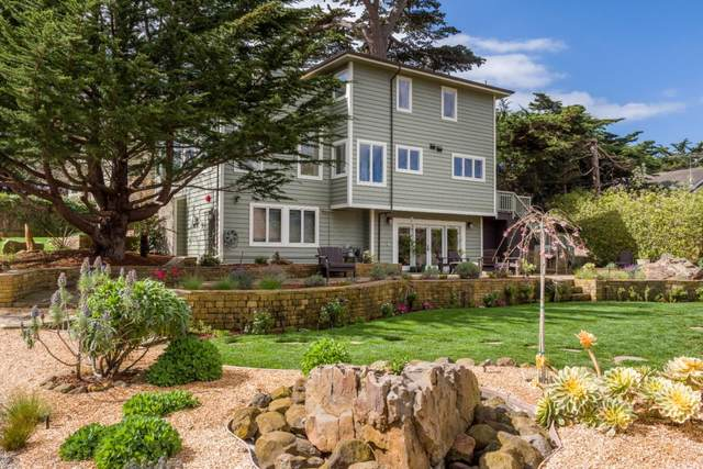135 Orval Ave, Moss Beach, CA 94038 (#ML81787954) :: The Kulda Real Estate Group