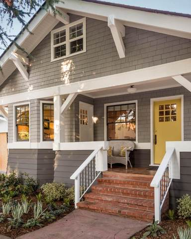 170 Hawthorne Ave, Palo Alto, CA 94301 (#ML81787960) :: Real Estate Experts