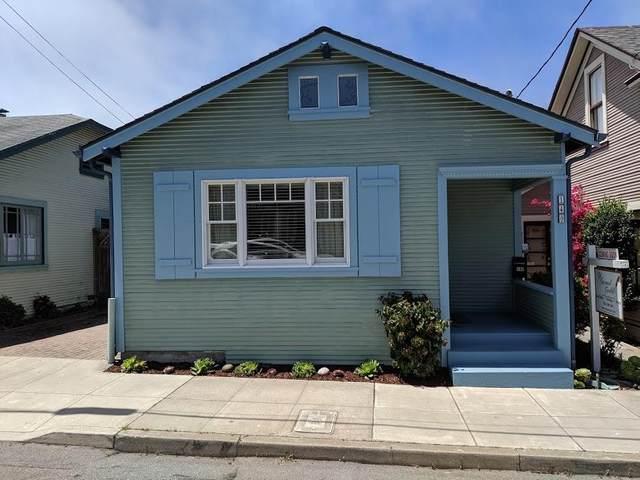 140 17th St, Pacific Grove, CA 93950 (#ML81787968) :: Intero Real Estate