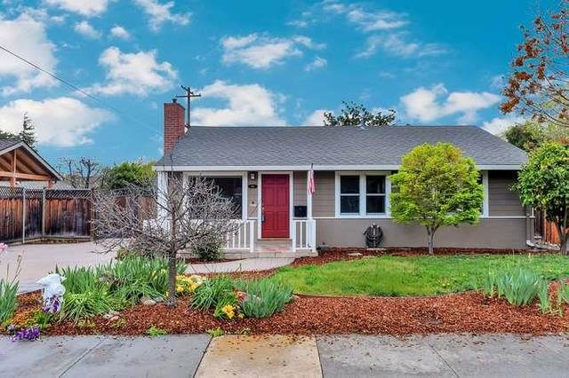 991 Sunset Dr, Santa Clara, CA 95050 (#ML81787970) :: Real Estate Experts