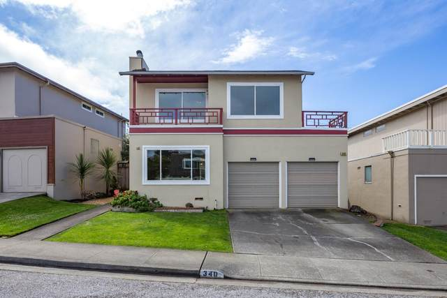 340 Firecrest Ave, Pacifica, CA 94044 (#ML81787983) :: The Kulda Real Estate Group