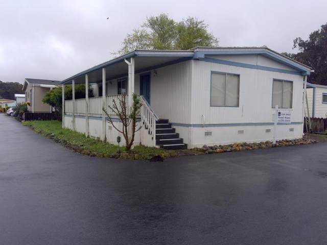 2 Coral Way 2, Half Moon Bay, CA 94019 (#ML81787998) :: RE/MAX Real Estate Services