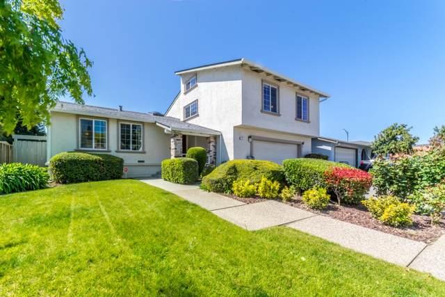71 Park Sharon Dr, San Jose, CA 95136 (#ML81788009) :: The Goss Real Estate Group, Keller Williams Bay Area Estates