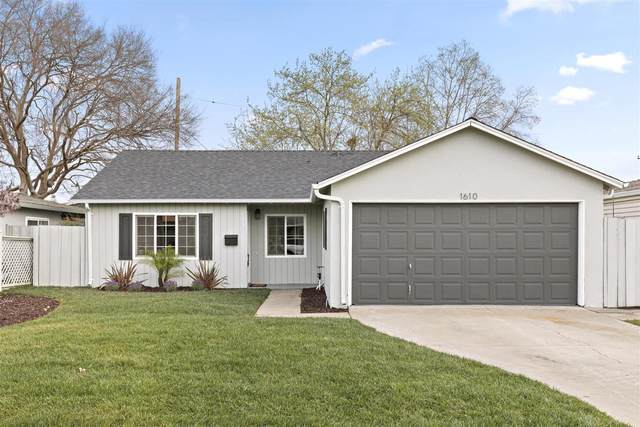 1610 Babero Ave, San Jose, CA 95118 (#ML81788025) :: The Goss Real Estate Group, Keller Williams Bay Area Estates