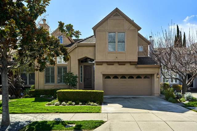 1468 Rosecrest Ter, San Jose, CA 95126 (#ML81788069) :: The Goss Real Estate Group, Keller Williams Bay Area Estates