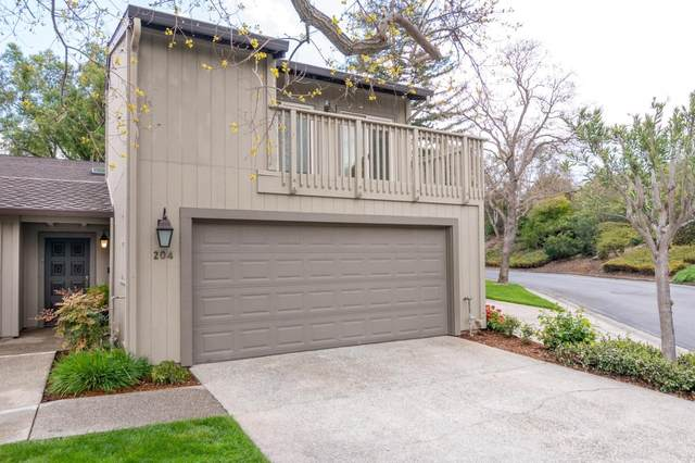 204 Altura Vis, Los Gatos, CA 95032 (#ML81788091) :: The Sean Cooper Real Estate Group