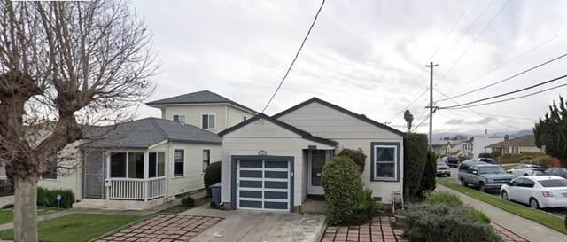 600 Walnut St, San Bruno, CA 94066 (#ML81788107) :: The Sean Cooper Real Estate Group