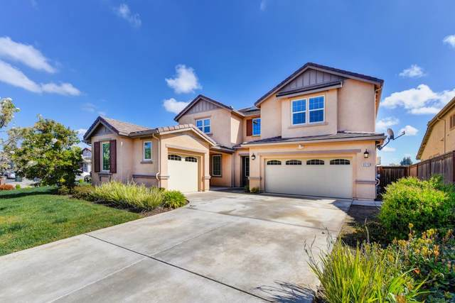 8676 Vizela Way, Elk Grove, CA 95757 (#ML81788113) :: The Kulda Real Estate Group