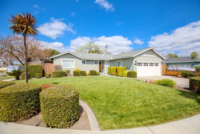 1269 Redcliff Dr, San Jose, CA 95118 (#ML81788166) :: The Goss Real Estate Group, Keller Williams Bay Area Estates