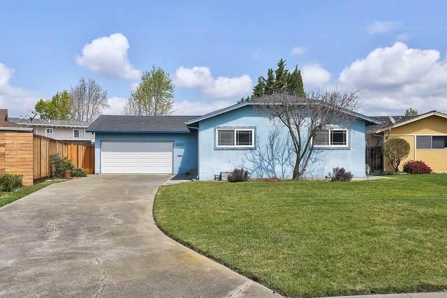7352 Birkdale Dr, Newark, CA 94560 (#ML81788175) :: Intero Real Estate