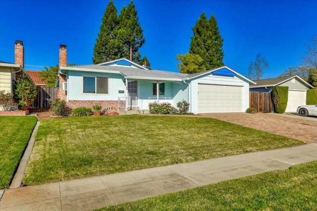 1185 Crestline Dr, Cupertino, CA 95014 (#ML81788208) :: The Goss Real Estate Group, Keller Williams Bay Area Estates