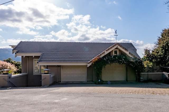 24 Arboleda Ln, Carmel Valley, CA 93924 (#ML81788238) :: Alex Brant Properties